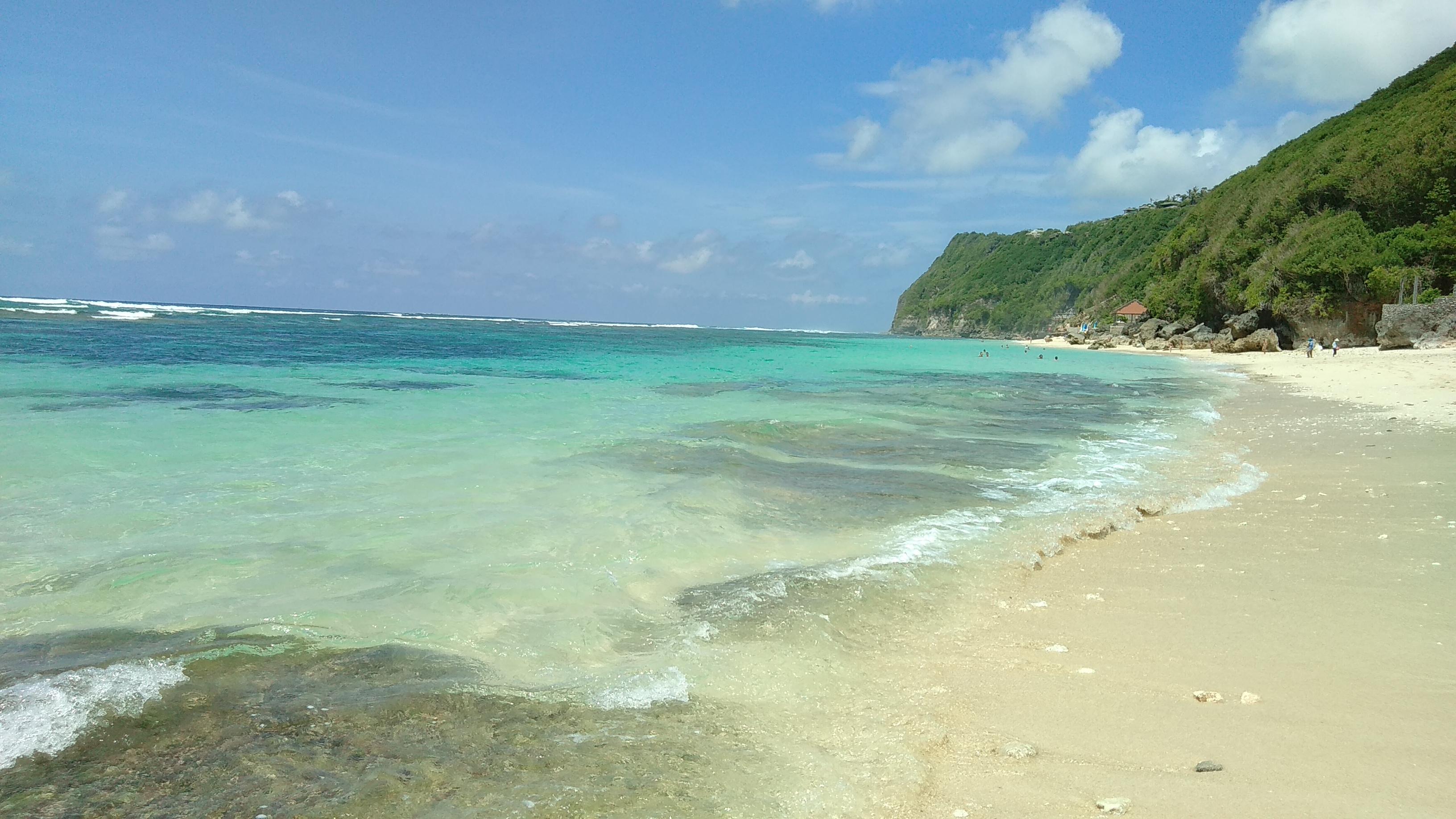 Pandawa melasti e le altre spiagge del sud di Bali