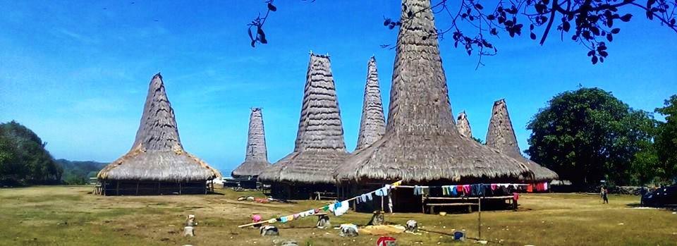 Sumba indonesia un villaggio