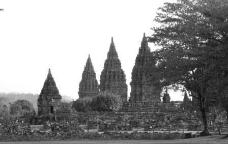 il complesso del Prambanan
