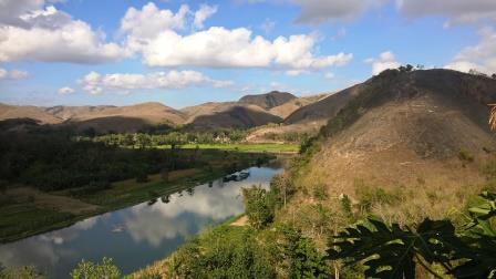 le colline ondulate e i paesaggi di Sumba