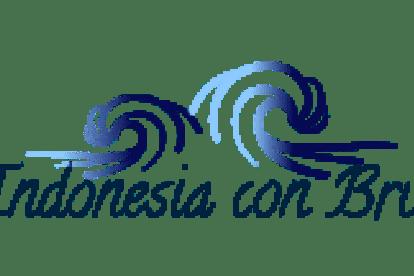 Logo Indonesia con Bru