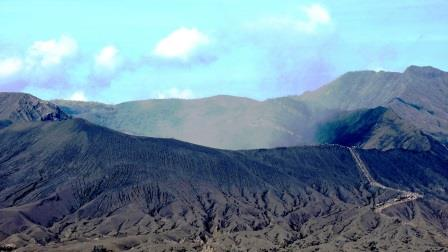 Bromo sulla caldera