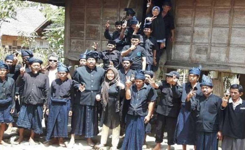 sulawesi kajang il popolo nero