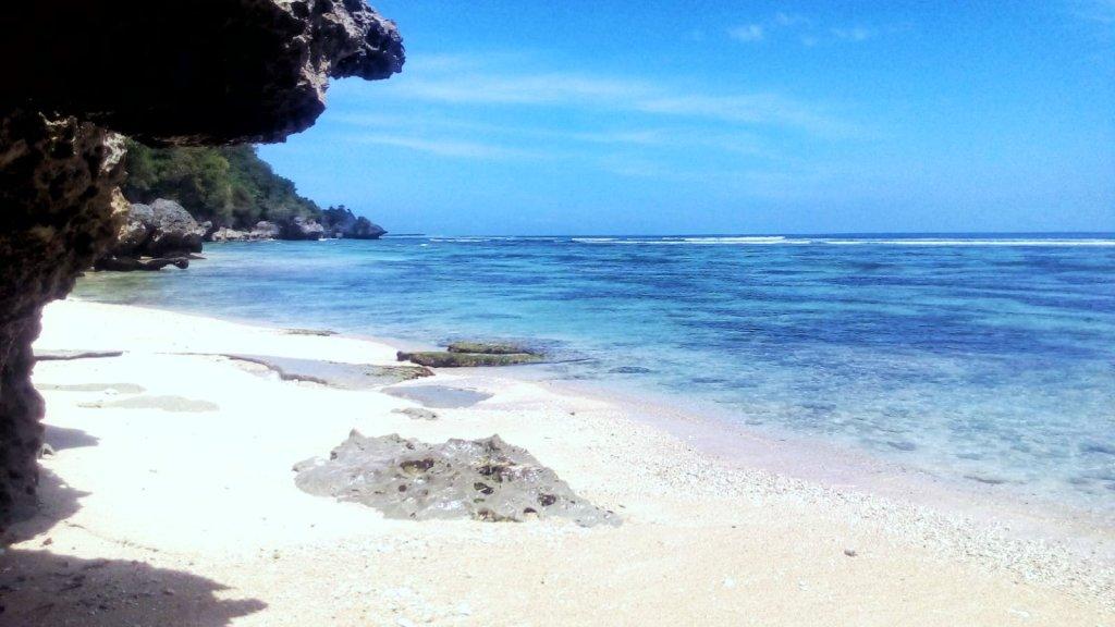 Bali  spiagge deserte e selvagge