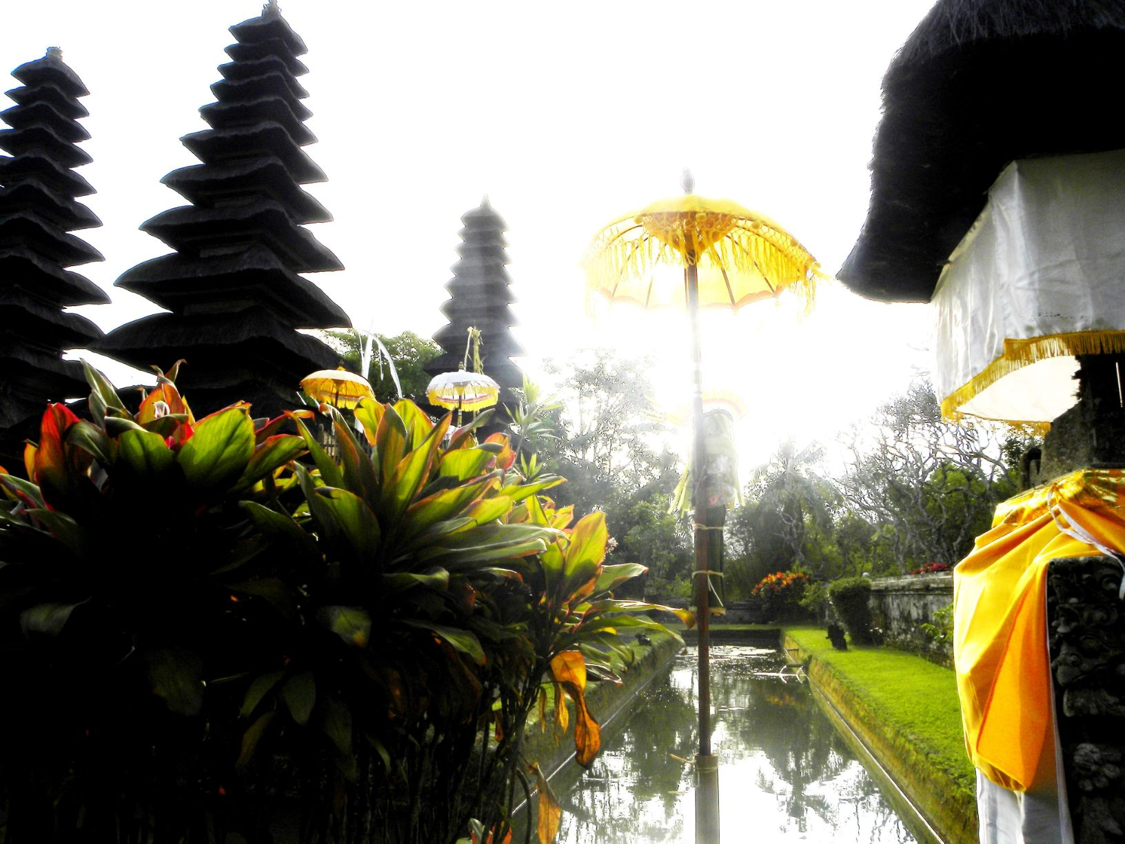 Bali reggia di Taman Ayu