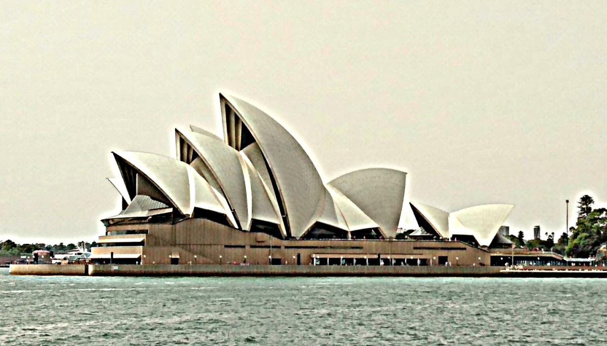 australia sydney vele