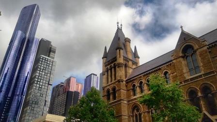 Melbourne è per molti la città più interessante del Australia
