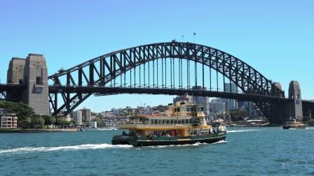 Sydney la magnifica città Australiana , una delle più belle e interessanti del mondo