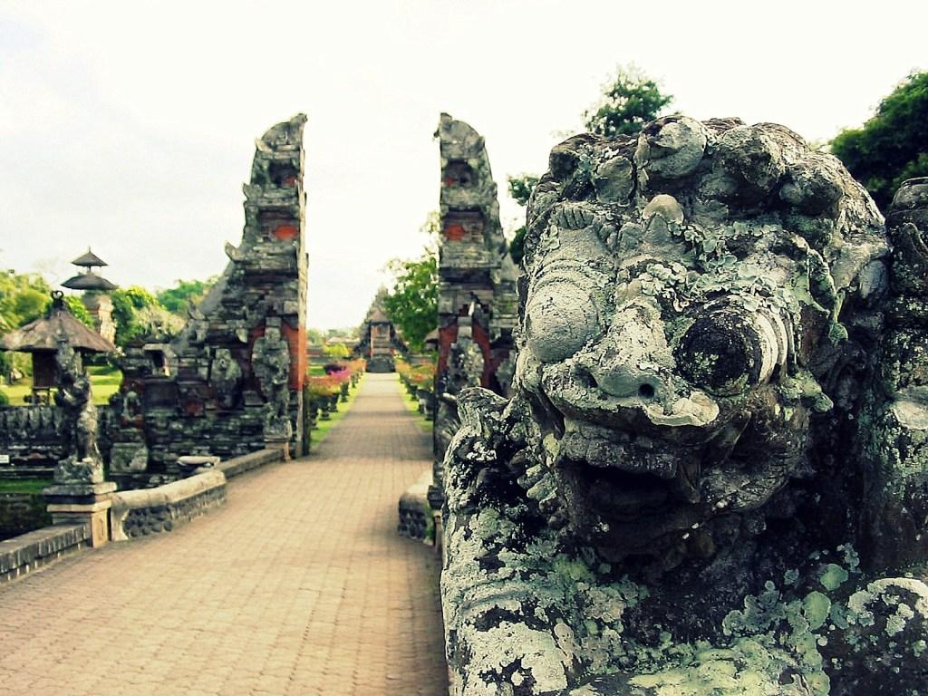 Bali Pura Taman Ayung a Mengwi