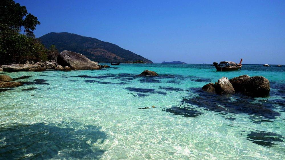 koh lipe il suo mare incantevole