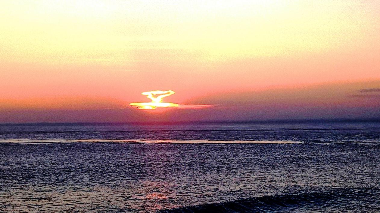 Nusa Lembongan tramonto