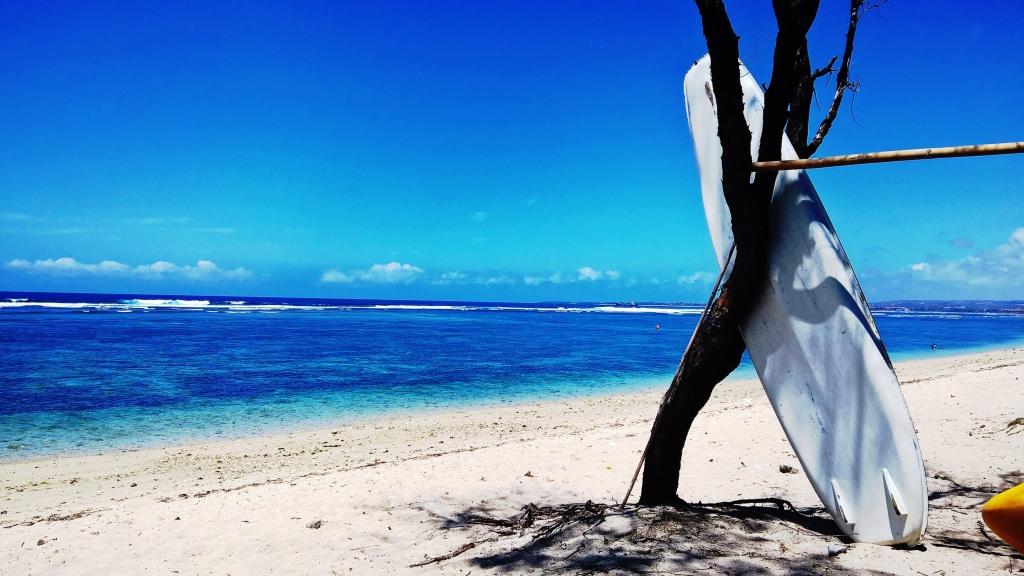 Bali mare divertimento e surf