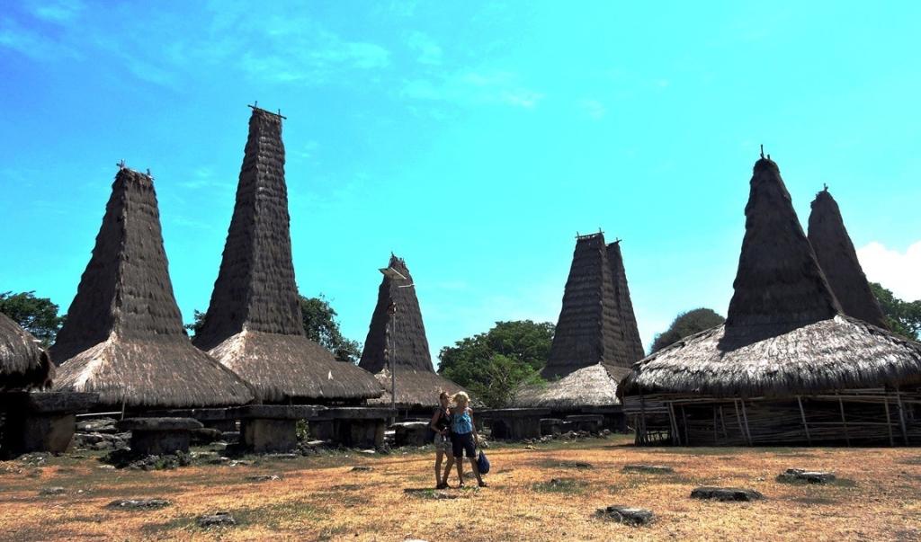 Sumba kampung Ratenggaro