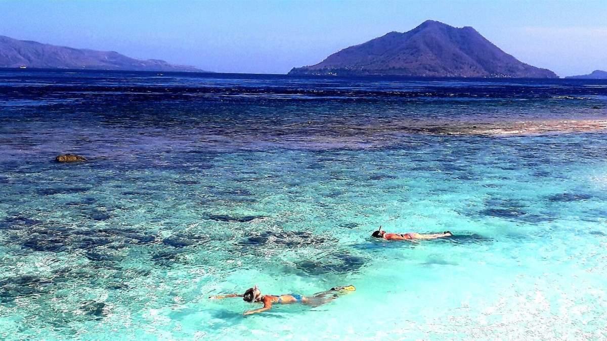 Indonesia snorkeling ad Alor