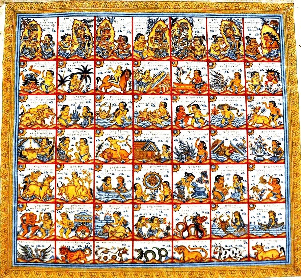calendario Pawukon bali