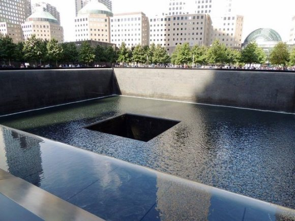 Ground Zero Memorial Reflecting Pool