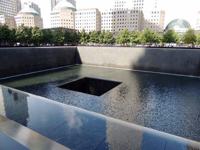 Ground Zero Memorial Reflecting Pool